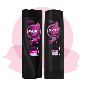 Stunning Black Shine