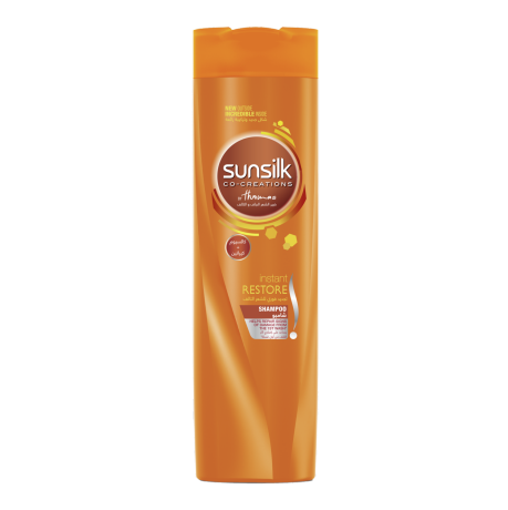 Instant Restore Shampoo 400ml front of pack image